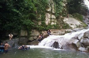 waterfall-Lepoh