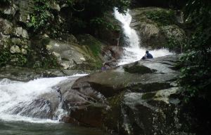 waterfall-Hulu-langat